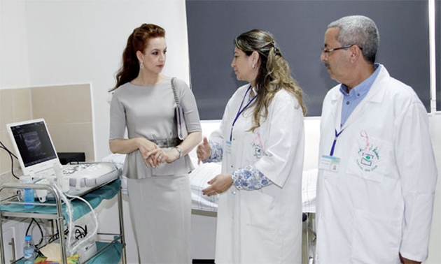 Princess Lalla Salma, Cancer in Morocco, Cancer disease
