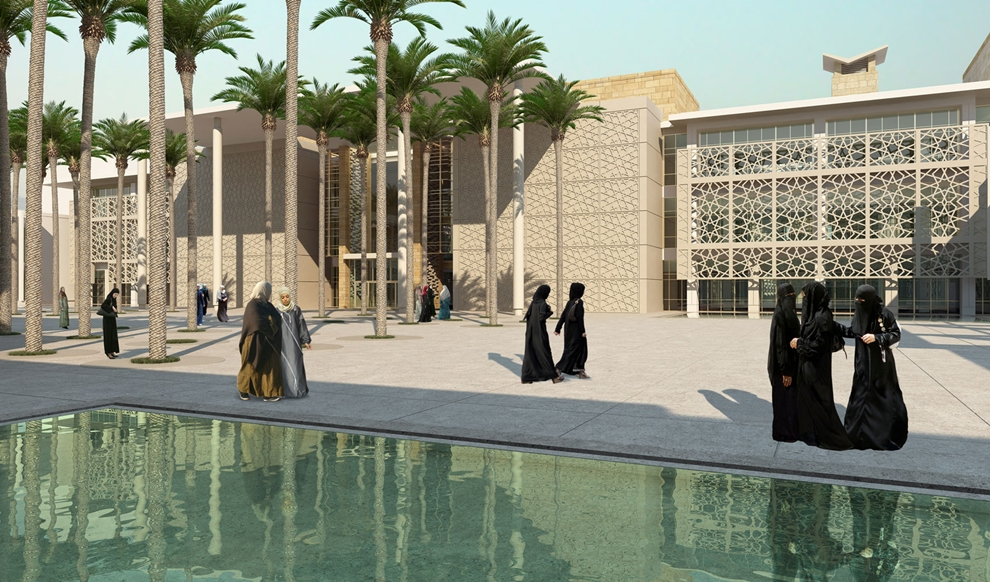 Saudi Arabia Wants to Recruit Female Professors from Mohammed V University in Rabat