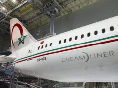Royal Air Maroc Buys 4 Boeing 787-9 Dreamliner for USD 1.1 Billion
