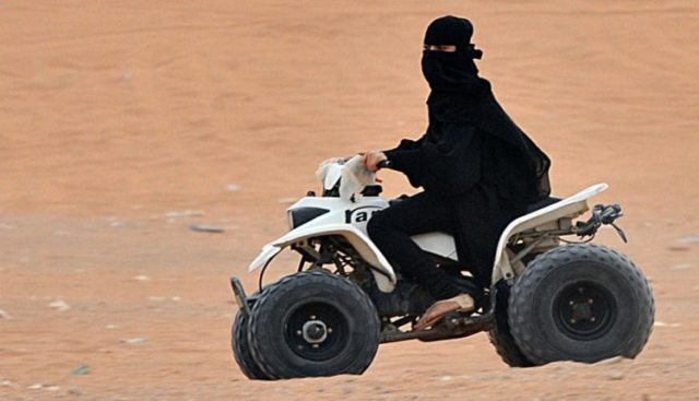 Saudi Arabia Will Allow Women to Drive Motorcycles and Trucks