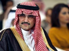 Saudi Government Demands USD 6 Billion for Al Waleed Bin Talal's Release