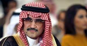 Saudi Government Demands USD 6 Billion for Al Waleed Bin Talal's Release