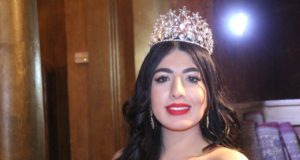 Sherine Hossni Wins Miss Arab World 2017