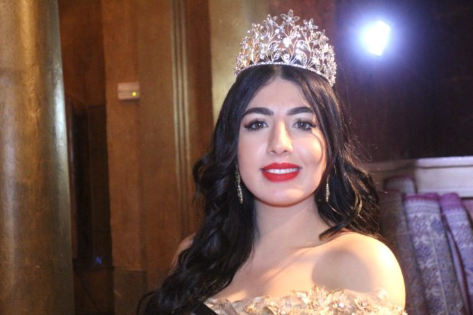 Sherine Hossni Wins Miss Arab World 2017