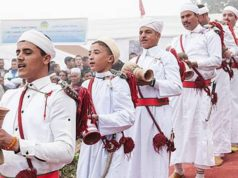 Taskiwine, Amazigh Dance, Moroccan dance, culture, UNESCO Intangible Cultural Heritage