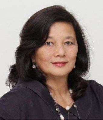 The Malaysian Muslim feminist Zainah Anwar
