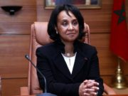 The Secretary of State to the Minister of Foreign Affairs and International Cooperation, Mounia Boucetta