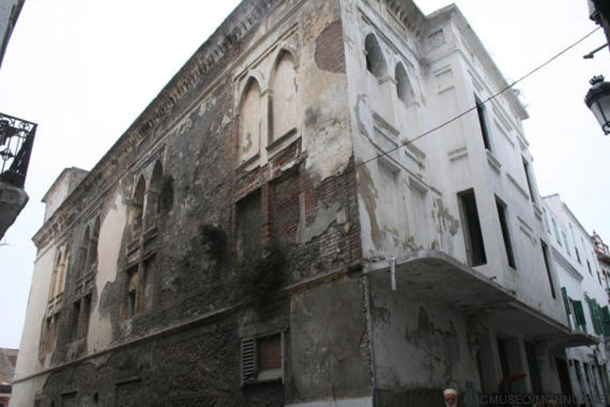 Morocco's oldest national theater in Tetouan