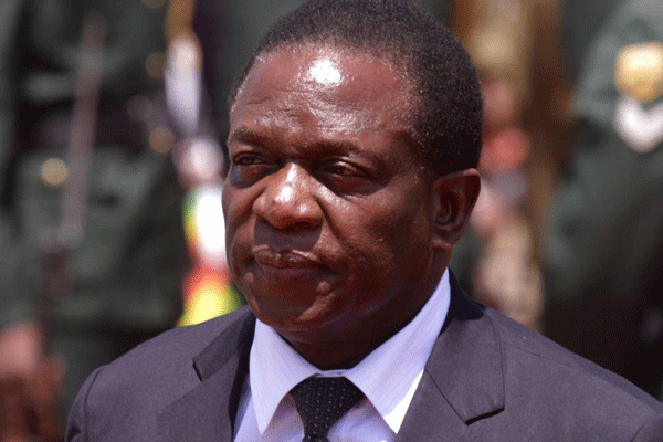 Zimbabwe's Mnangagwa says elections must be credible,…