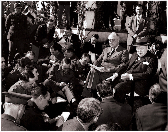 75 Years After Churchill-FDR Meeting, Casablanca's Relevance Endures