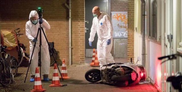 17-year-old Moroccan Murdered in Amsterdam