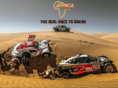 Africa Eco Race Traverse Guerguerat Safe and Sound