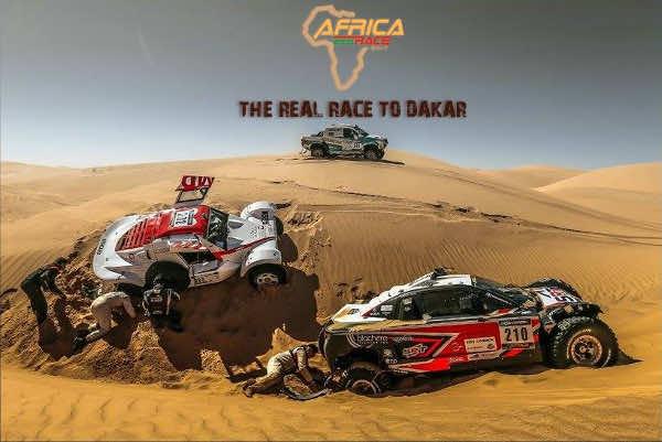 Africa Eco Race Traverse Guerguerat Safe and Sound