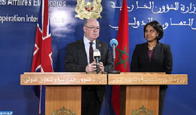 Britain Consolidates Bilateral Ties with Morocco