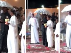 "Saudi Arabia Opens Investigation Following Alleged ""Gay Wedding Ceremony"" Video"