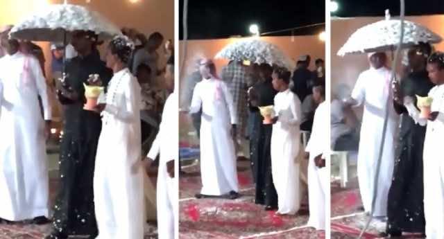 "Saudi Arabia Opens Investigation Following Alleged ""Gay Wedding Ceremony"" Video"