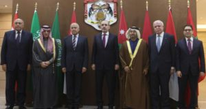 Morocco Reaffirms Solidarity with Palestine during Amman Meeting on Jerusalem