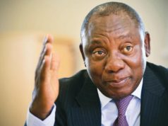 Cyril Ramophosa, South Africa The African National Congress (ANC), newly elected leader. Western Sahara