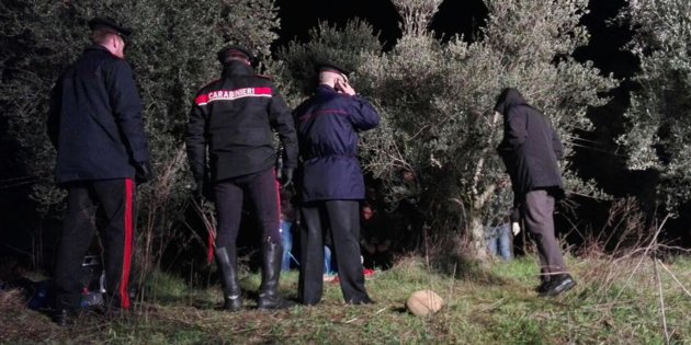 Italy murder