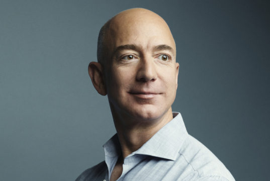 Jeff Bezos, Amazon's CEO