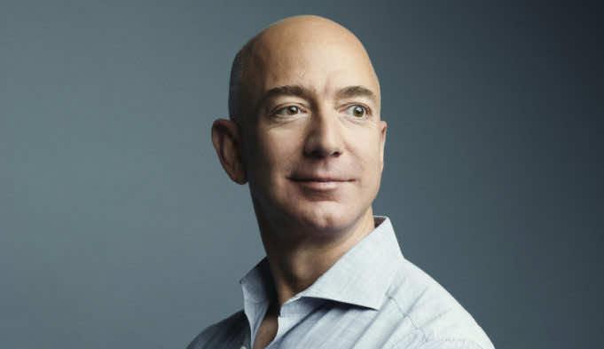 Jeff Bezos, Amazon's CEO