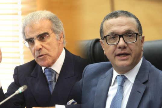 Jouahri and Boussaid