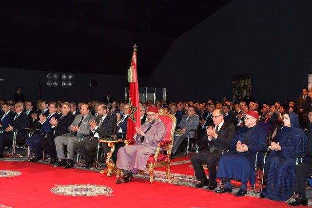 King Mohammed VI Eyes Industrial Development in Souss-Massa Region