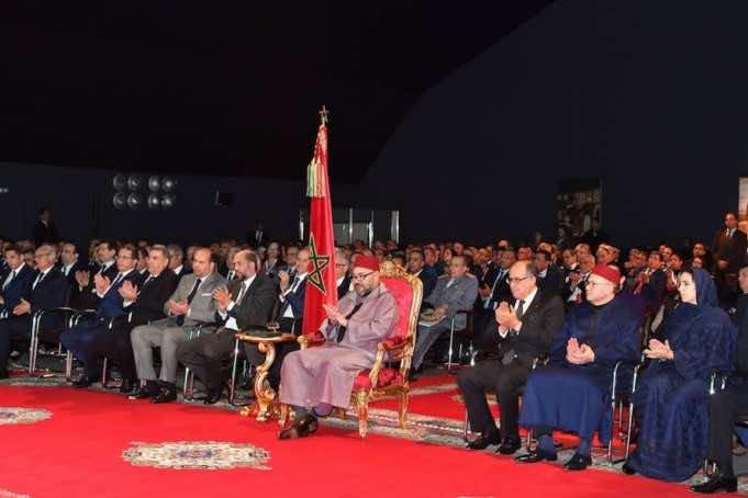 King Mohammed VI Eyes Industrial Development in Souss-Massa Region