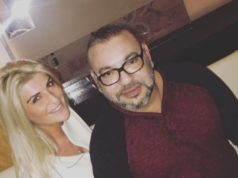King Mohammed VI photographed with French TV star