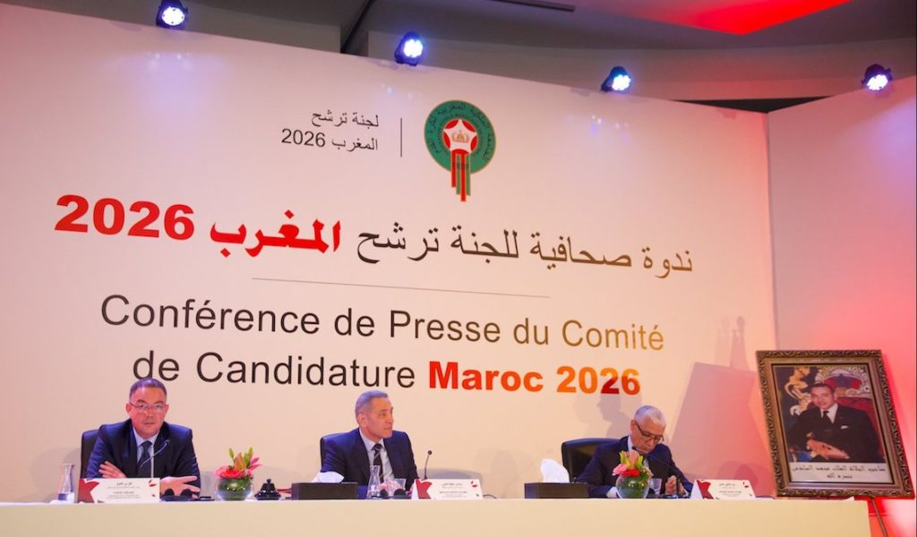 CONMEBOL Declines Morocco 2026 Request for Presentation Ahead of Vote