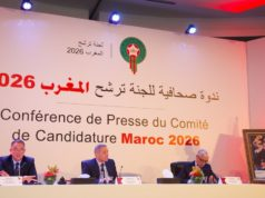 Morocco Underscores Gun Safety in 2026 World Cup Bid Book