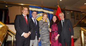 Morocco's ambassador to the United States, Lalla Joumala Alaoui seeks to promote Morocco's position among US opinion makers