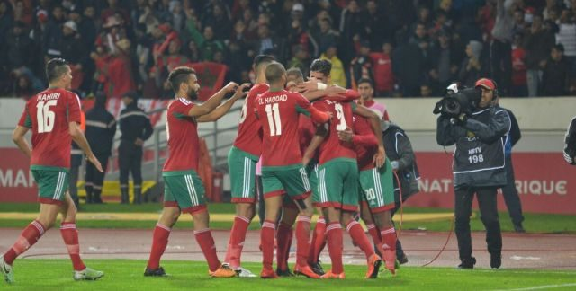 CHAN 2018: Morocco Stuns Namibia to Reach Semi-Finals
