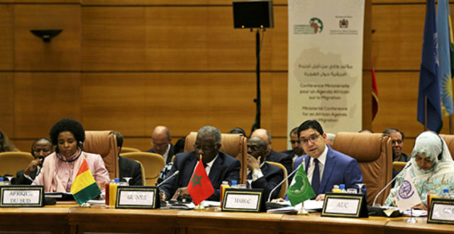 Morocco, South Africa Share Same Vision That Africa Should Address its Challenges: FM