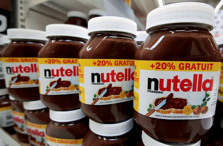 Frenzy over Nutella discount
