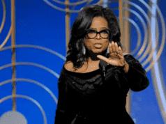 Oprah Winfrey's Powerful Speech at Golden Globes Stirs Talks Over Presidency Run