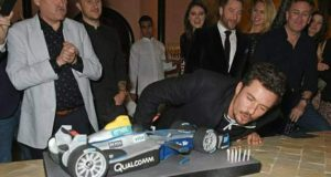 Orlando Bloom Celebrates his Birthday with Leonardo Dicaprio in Marrakech