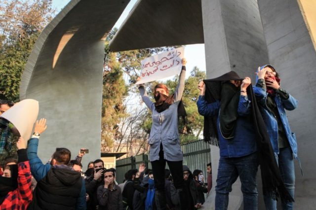 Death Toll Rises in Iran as Anti-Government Protests Continue