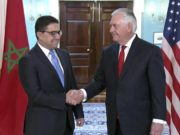 Secretary Tillerson Meets Moroccan Foreign Minister Bourita - Top Stories - U.S. Department of State