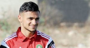 'I am Very Happy to be Part of the Moroccan Football Team': Sofiane Boufal