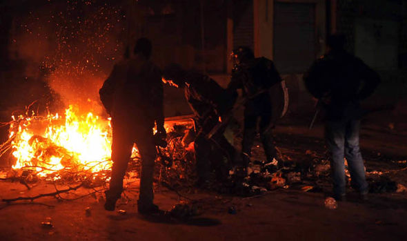 Anti-Austerity Protests Simmer in Tunisia