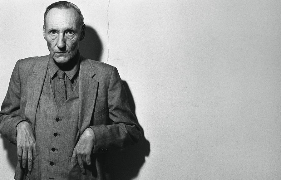 William S. Burroughs (Bunker, New York), May 1981. Foto: © Ulrich Hillebrand