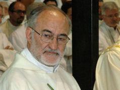 Cristobal Lopez Romero Ordained New Archbishop of Rabat's Catholic Church
