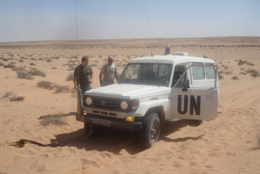 Invitations to Resume Negotiations Over Western Sahara Come at 'Opportune Time,' Says Political Analyst