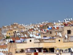 Morocco Prohibits Dish Antennas on Buildings Facades and Balconies