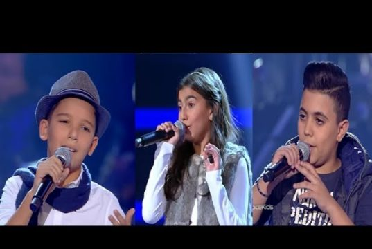 Young Moroccan Singer Hamza Labeid Wins Best Performance in 'The Voice Kids'