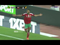 CHAN: Morocco Beats Guinea Thanks to Kaabi's Hat-trick