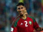 Morocco's Achraf Hakimi Among 50 Most Promising Under-20 Players in Europe