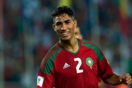 2018 World Cup: Hakimi Wants to Make Moroccans Proud Again