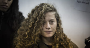 Video Released of Israeli Interrogators Threatening, Harassing 17-Year-Old Ahed Tamimi in Prison